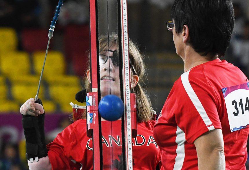 Jeux parapanaméricainsau Pérou – Un bon départ pour Marylou Martineau
