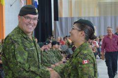 Jocelyn Paul devient major-général