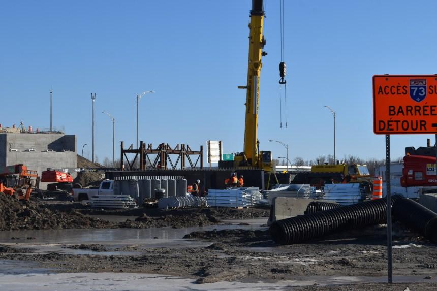 Élargissement et réfection de l'autoroute Henri-IV – D'autres chantiers à venir dès le 4 août