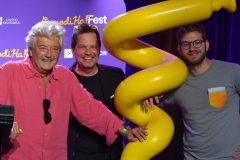 Année record pour le 20e ComediHa! Fest-Québec