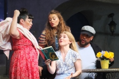 Méga production Mamma Mia – Un rêve pour deux comédiens de Québec