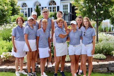 Tournoi interclubs amateur féminin – Le club de golf de Lorette champion