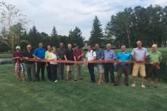 Club de golf Le Montmorency:la phase deux est terminée