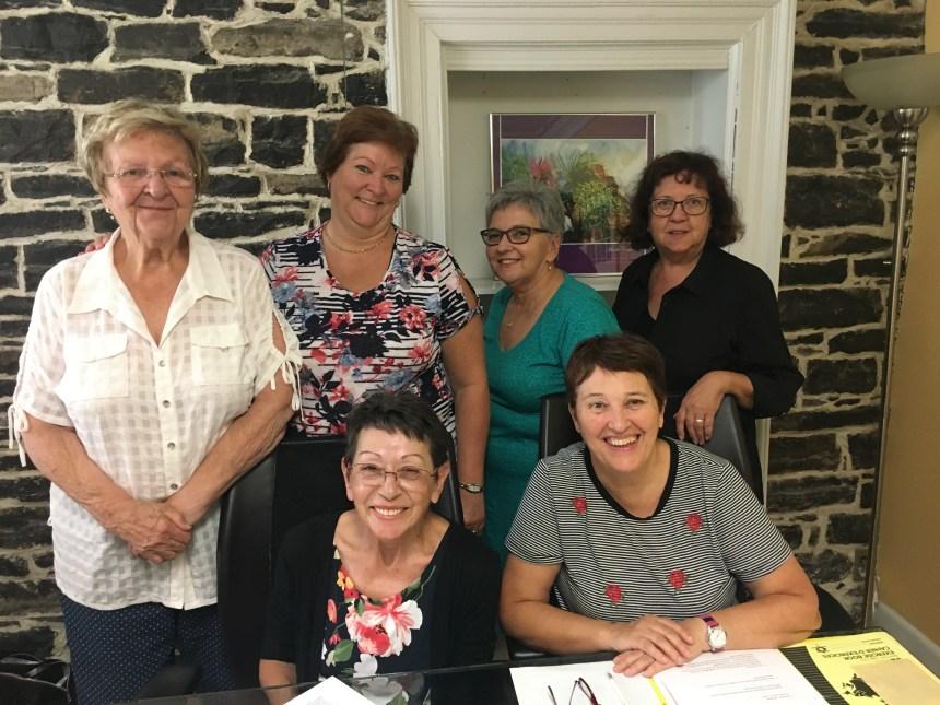 Le cercle de fermières de Beauport: 100 ans, ça se fête!