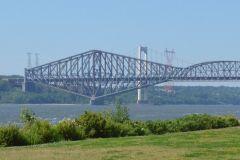 Entraves successives à prévoir sur les deux ponts