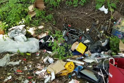 Des opérations nettoyage pour la candidate du Bloc Québécois