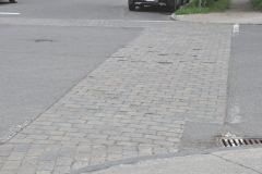 L'asphalte remplacera plusieurs traverses pavées