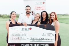 Le 18e Tournoi de golf Simon Gagné rapporte 60 000$