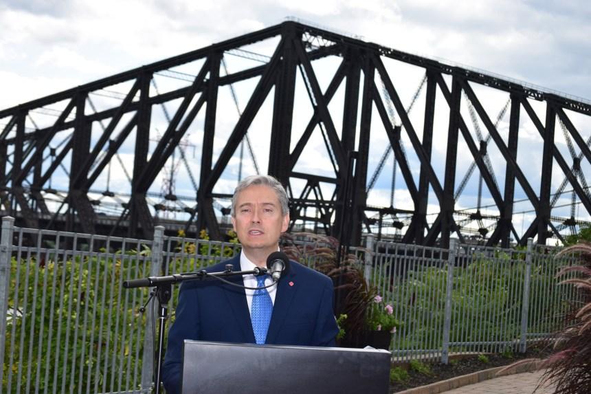 Le dossier du pont de Québec refait surface