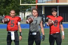 Tour d'horizon du football collégial division 1: le trois pour un à la saveur Limoilou