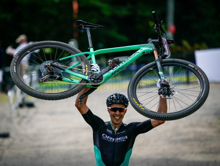 Succès pour le Championnats du monde de vélo de montagne des MaîtresUCI 2019 au Mont-Sainte-Anne