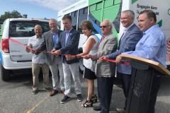 Nouveau service de transport en commun et adapté – Boischatel innove gratuitement