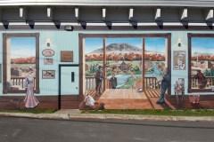 La fresque de Beaupré est déménagée à la caserne