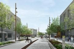 Références de conception pour des rues étroites et partagées