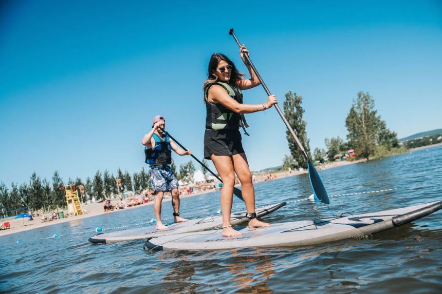 Baie de Beauport: Le vendredi festif électro ainsi que le Wavefest reportés