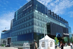 Le fédéral cède Espace 400e à la Ville de Québec