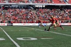 Match d'ouverture du Rouge et Or: Laval a raison de Sherbrooke 41-10