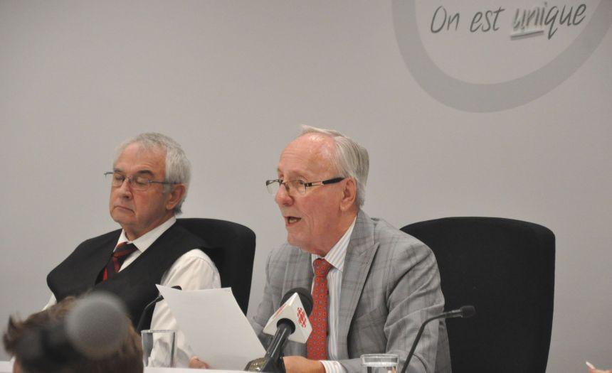 Le maire Loranger présente ses excuses à ses concitoyens