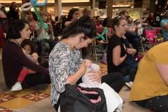 61 bébés au Défi Allaitement Québec
