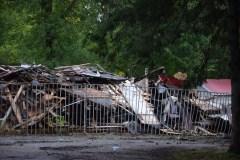 La Villa Livernois – La thèse d'un incendie criminel n'est pas écartée