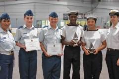 Une cadette du Lac-St-Charles se distingue de ses pairs