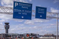 Une femme trouvée morte à l'aéroport de Québec