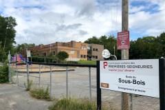Le projet pilote des brigadiers élèves de l'École du Sous-Bois: le mauvais comportement des automobilistes force l'arrêt