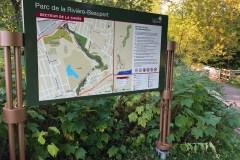 Aménagement des sentiers de la rivière Beauport: projet reporté en 2020