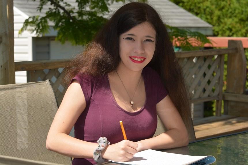 Une jeune auteure beauportoise signe son premier roman