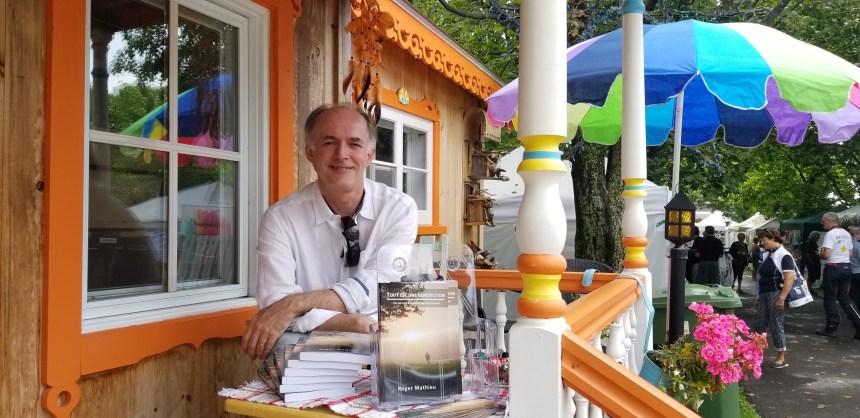 Un premier roman à 53 ans pour Roger Mathieu