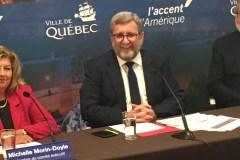 Les citoyens sont satisfaits des services de la Ville de Québec: une note globale de 7,1/10.