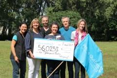 Plus de 56000$ récoltés lors de la Marche pour les Prématurés