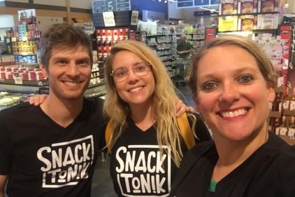 Nouvelle association pour Snack Tonik