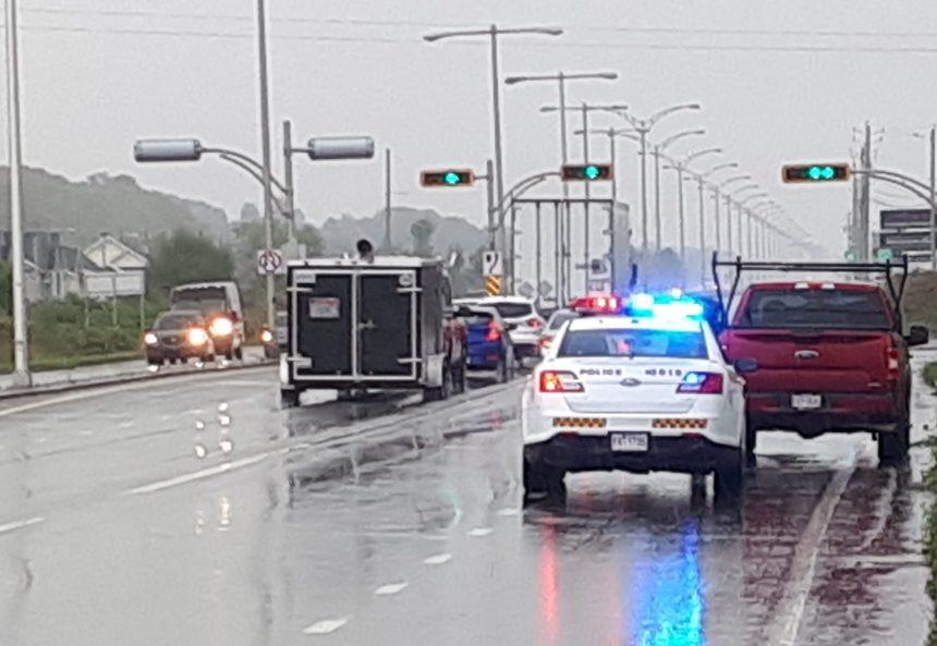 Plus d'accidents mortels au Québec en 2020