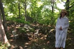 La Seigneurie de l'ile: Des jardins à visiter à l'Île d'Orléans