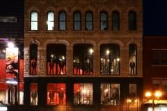 De l'art pour créer de l'art: Wartin Pantois s'inspire du théâtre