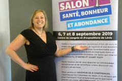 Le Salon Santé, Bonheur et Abondance, un événement au service du Mieux-être