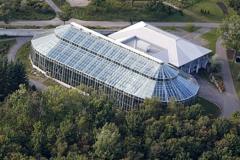 La serre du parc de l'ancien zoo: une ressource inutilisée?