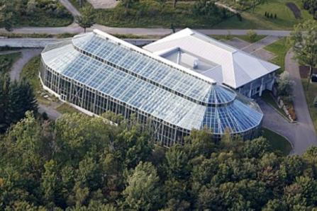 L'ancienne serre du zoo de Québec pourrait être démolie