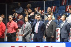Les Huskies de Rouyn-Noranda gâchent la fête au Centre Vidéotron: victoire de 3-2 aux dépens des Remparts de Québec