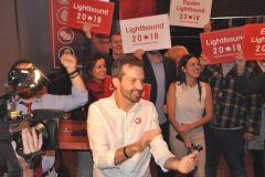 Les libéraux sauvent les meubles dans la région de Québec