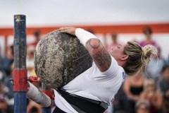 Du crossfit à la femme la plus forte au Canada