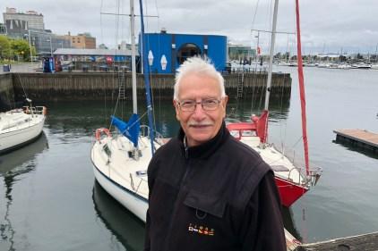 Artisans du Saint-Laurent: un voilier par et pour des jeunes