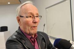 Le maire Loranger accepte sa suspension de 60 jours