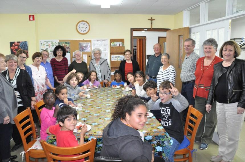 Deux décennies de partage intergénérationnel à la Maison des grands-parents de Sainte-Foy