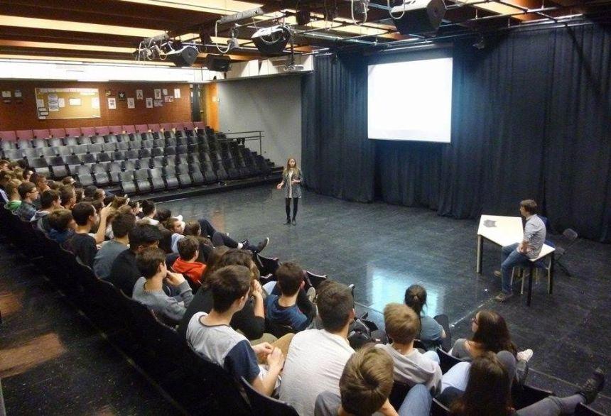 Ateliers scolaires d'introduction à la citoyenneté mondiale