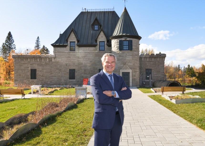 La Ville investit 180 000 $ pour mettre en valeur le site du Château d'eau