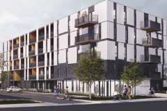 Logement social et communautaire – Un projet de 10 M$ en construction