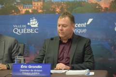 Secteur Val-Bélair et des rangs Ouest – Québec reprend le contrat de déneigement