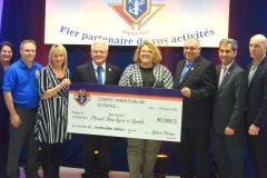 Trois écoles primaires de Saint-Émile reçoivent chacune 10 000$